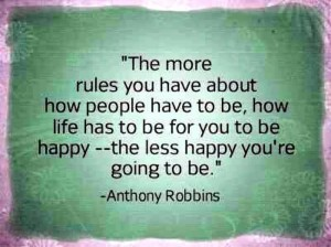 rules about life
