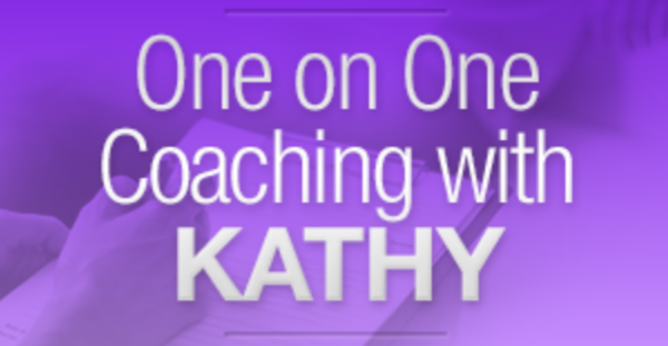 One on One with Kathy